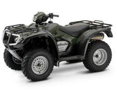 Honda 4 Wheeler
