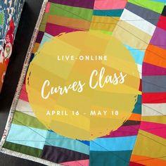 Rachel's on line class: Curves Class