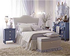 lindo quarto  azul