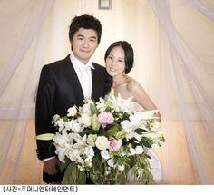 Jun Mi Su (actress) &  Park Sang-hoon (director)