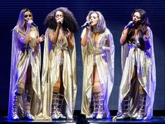 Little Mix are currently travelling the country on their Get Weird tour
