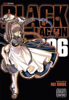 Manga of the Week Black Lagoon Graphic Novel 6 Retail Price: $12.99 Your Price: $9.74 After their trip to Japan, the crew unwinds back in Roanapur. The R&R doesn't last long - Jane, a counterfeiter on the run from Florida-based gangsters, seeks refuge with Sister P.W. Deegan's Church of Violence, kicking off a hot pursuit involving some of Roanapur's more colorful guns-for-hire. To Buy Click on Link Below http://www.rightstuf.com/catalog/browse/link/t=item,c=right-stuf,v=right-stuf,a=toma