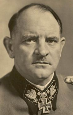 """Josef ""Sepp"" Dietrich (28 May 1892 – 21 April 1966) was a German SS General. Prior to 1929 he was Adolf Hitler's chauffeur and bodyguard but received rapid promotion after his participation in the murder of Hitler's political opponents during the Night of the Long Knives. After the war, he was imprisoned by the United States for war crimes and later by Germany for murder."" http://en.wikipedia.org/wiki/Josef_Dietrich"