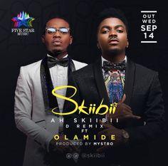 Video: Skiibii ft Olamide – Ah Skiibii
