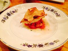 Robalo com Ragu e Batata Doce | Restaurante Chimera