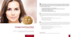 Collagen Gold Facial Mask