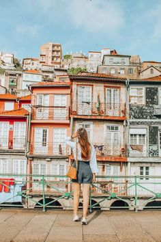 Top 10 Instagrammable Places in Oporto - The Traveler Sisters Douro, What A Wonderful World, Where To Go, Wonders Of The World, Big Ben, Places To Go, Sisters, Explore, Adventure