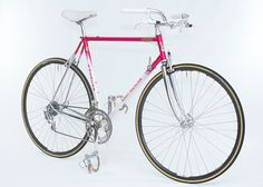 To the best of my knowledge, I never wanted a pink bike as a child. But now? I want nothing more.     Eddy Merckx <3