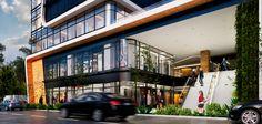 Arquitectura :: Edificio FORUM Zona Viva. Por: Studio Domus. Guatemala