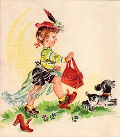 House of Hawthornes: Vintage Children's Books