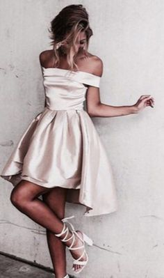 cute prom dress homecoming dress, short homecoming dress prom dress 217, champagne prom dress