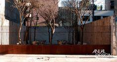 Poket Park_Isay Weinfeld transforma terreno em Praça Amaury | ANUAL DESIGN