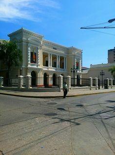 Teatro Municipal Valencia Venezuela