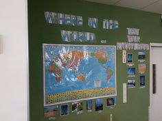 Test your knowledge board.