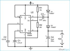 Convert Circuit Diagram To Breadboard Ignition Switch Relay Wiring Of Arduino Based Blind Stick Project | Electronic Diagrams Pinterest ...