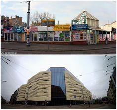 MM Mall - before and after
