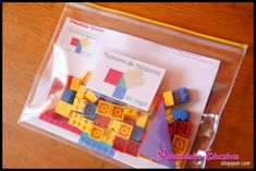 Actividades Educativas con Lego: Teorema de Pitágoras