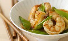Healthy and Quick Shrimp Stir-Fry