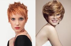 short haircuts for women 2018 are the base of short choppy haircuts Teen Haircuts, Short Choppy Haircuts, Popular Short Haircuts, Short Haircut Styles, Teen Hairstyles, Trending Hairstyles, Short Hairstyles For Women, Short Bangs, Short Wavy Hair