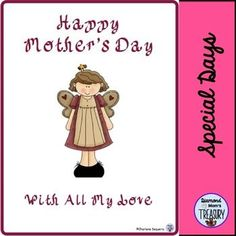 This is a sample from my Mothers Day Writing Templates and Card Covers product. It includes 2 cards and 2 writing templates. One card and template is for a special lady. This way children can make a card for someone special if they arent able to make one Fun Classroom Activities, Activities For Kids, Mothers Day Crafts For Kids, Best Teacher, Templates, Writing Template, Cover, Cards, Children