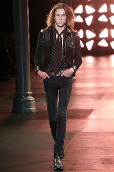 Saint Laurent | Spring 2015 Menswear Collection | Style.com