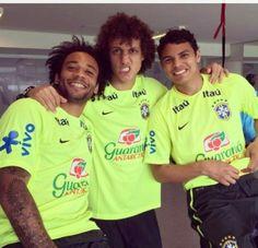 BRASIL! Everton, Alex Sandro, Daniel Alves, Gabriel Jesus, Brazil Team, Lucas Lima, World Cup, Superstar, Nba