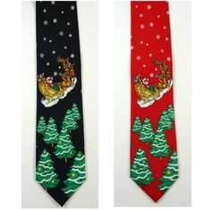 Christmas for the sports lover... Christmas Silk Necktie | The Tie ...