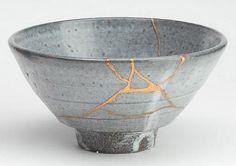 Esta artista convierte cicatrices en oro - Creators