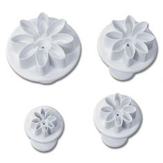 Plastic Cutter with Punch mm Plastic Cutter, Punch, Daisy, Baby Shoes, Jewelry Making, Rings, Floral, Flowers, Daisies