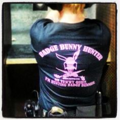 LEWTFM Badge Bunny Hunter. Just bought mine