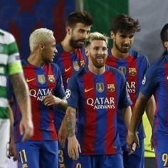 le Barça et Messi excellent en champions league
