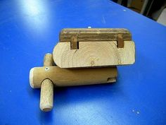 Picture of Sanding Block & Wing Nuts Key