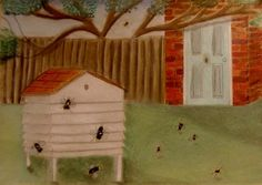 The little House of Bees by Emily Rogers Aged 14