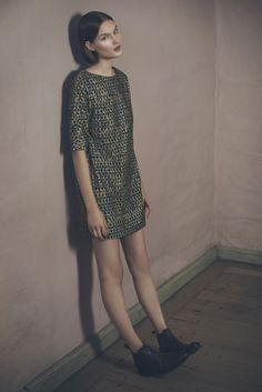 Verna Dress | Samuji Pre-Fall 2015 Collection