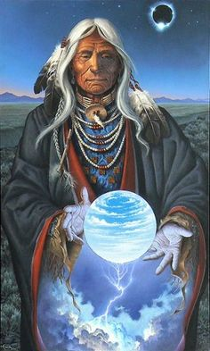 """Black Elk. - """"Perhaps you have noticed that even in the slightest breeze you can hear the voice of the cottonwood tree; this we understand is its prayer to the Great Spirit, for not only men, but all things and all beings pray to Him continually in different ways."""""""