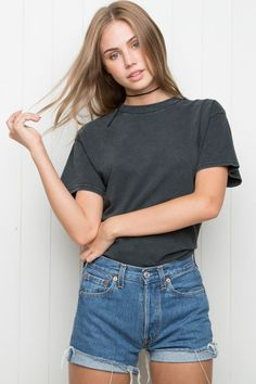 cool Marie Top - Tees - Tops - Clothing