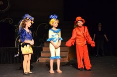 C.R.O.W.  My costumes for The Little Mermaid
