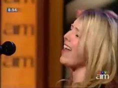 Lori Nuic and her band perform on Canada AM The Voice, Canada, Live, Music, Musica, Musik, Muziek