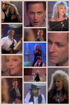 Flletwood mac seven wonders Fleetwood Mac Seven Wonders, Great Bands, Cool Bands, Her Music, Good Music, Tango In The Night, Rumours Album, Peter Frampton, Lindsey Buckingham