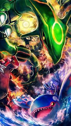 pokemon-Legendary-pokemon- Ruby-Sapphire-Emerald-huyen-thoai-truyen-thuyet-07 - #pokemonLegendarypokemon #RubySapphireEmeraldhuyenthoaitruyenthuyet07
