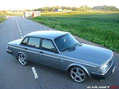 Garaget   Volvo 240 (1992)