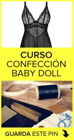 Como hacer un baby doll - Best Sewing Tips Sewing Clothes, Diy Clothes, Diy Fashion, Fashion Outfits, Babydoll, Sewing Lingerie, Diy Dress, Learn To Sew, Barbie