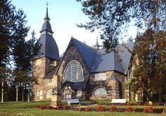 Varpaisjärven kirkko