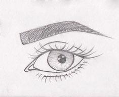 My Pins Eyes with eyes are brown sketch eyes with eyes brown sketch Makeup Brown drawing Eyebrows sketch Eyes Pins sketch Art Drawings Sketches Simple, Pencil Art Drawings, Easy Drawings, Sketch Drawing, Drawing Tips, Eye Sketch, Tumblr Sketches, Eye Drawing Tutorials, Girl Sketch