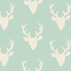 Buck Cotton Fabric Bundle Modern Rustic by MountainFabrics on Etsy
