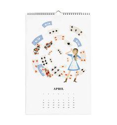 2016 Alice in Wonderland Features 12 Original Illustrations