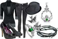 """Untitled"" by littlemisstoxin on Polyvore"