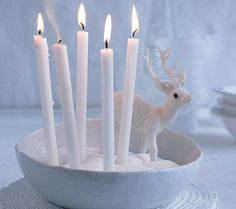 candle arrangement