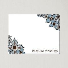 Eid branches eid greeting cards by soulful moon eid cards ramadan dustyblue ramadan greeting cards by soulful moon m4hsunfo