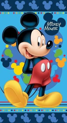 Wallpaper Iphone Cute Disney Mickey Mouse 66 New Ideas Mickey Mouse Pictures, Mickey Mouse Art, Mickey Mouse And Friends, Mickey Mouse Wallpaper Iphone, Cute Disney Wallpaper, Wallpaper Iphone Cute, Trendy Wallpaper, Mickey Mouse Background, Disney Background